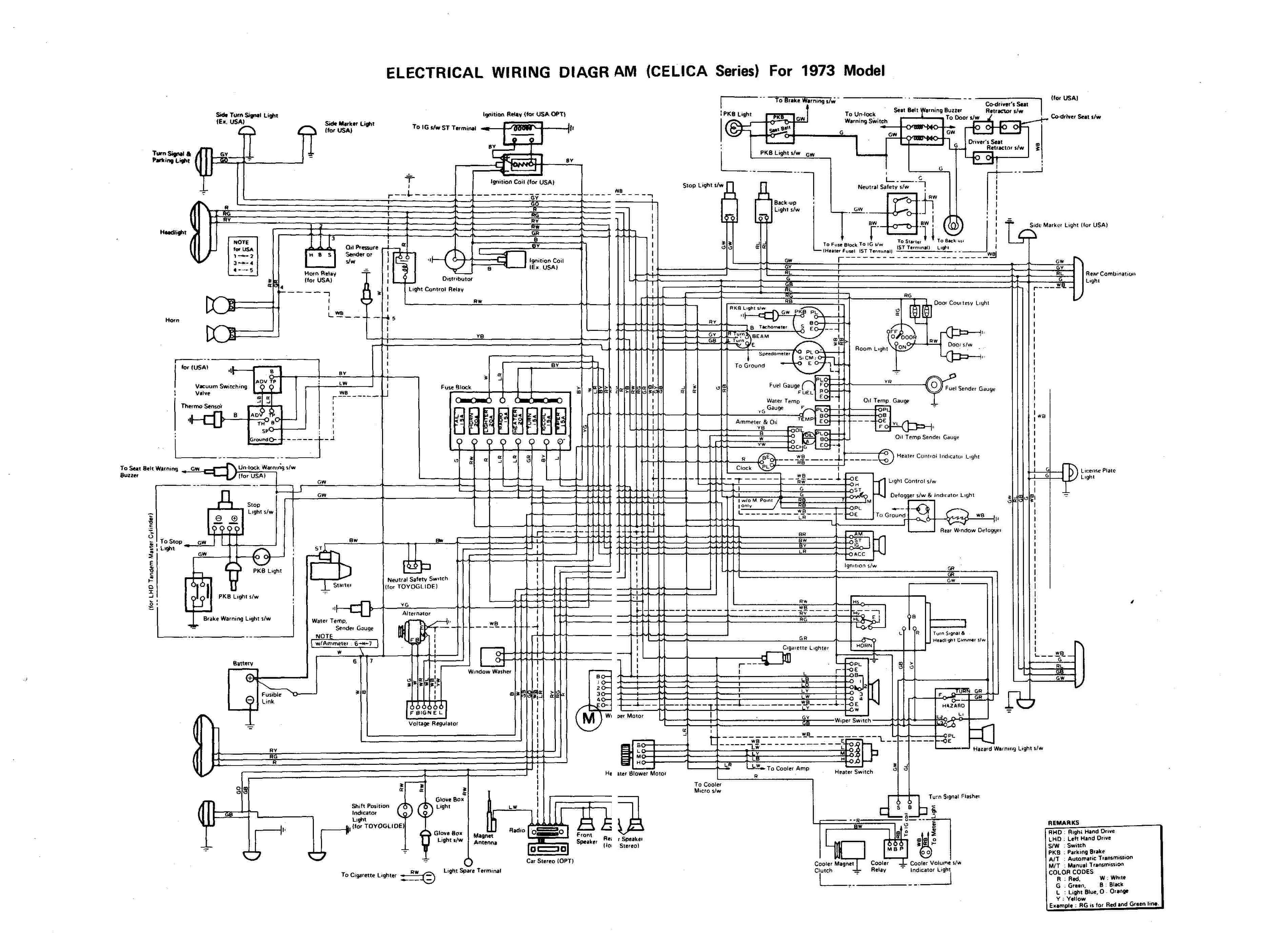 Coachman Spirit Wiring Diagram