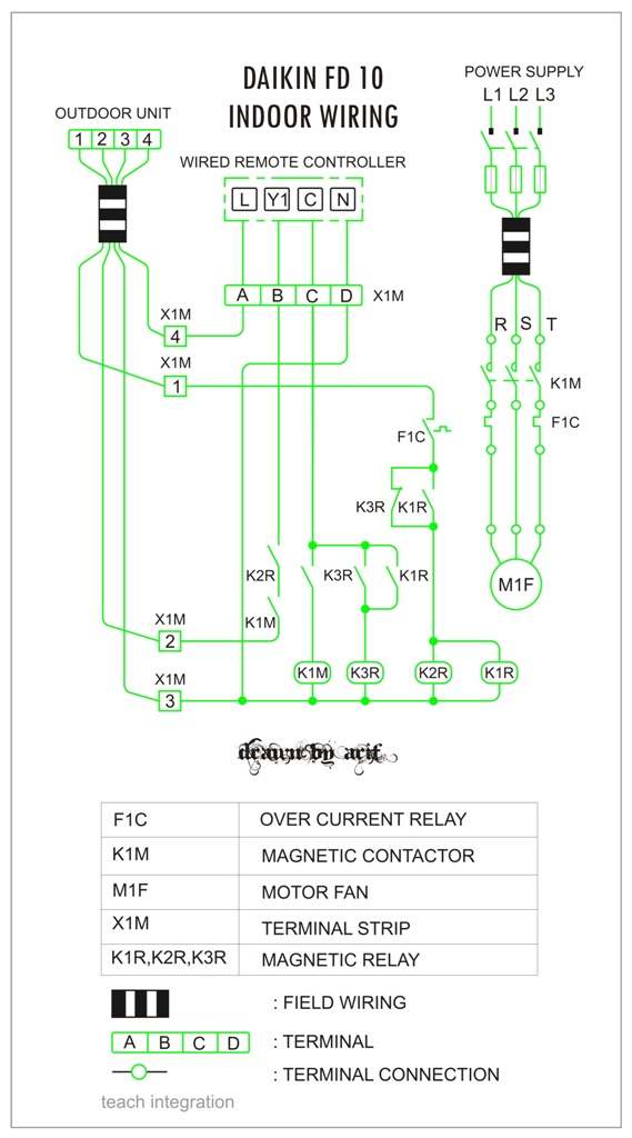inverter air conditioner wiring diagram  2003 pathfinder