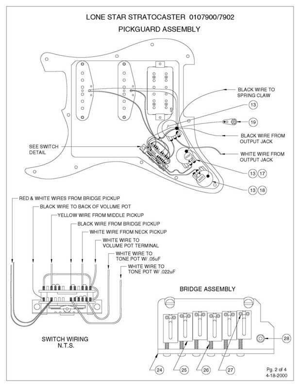 fender stratocaster hss wiring diagram  qmb139 engine