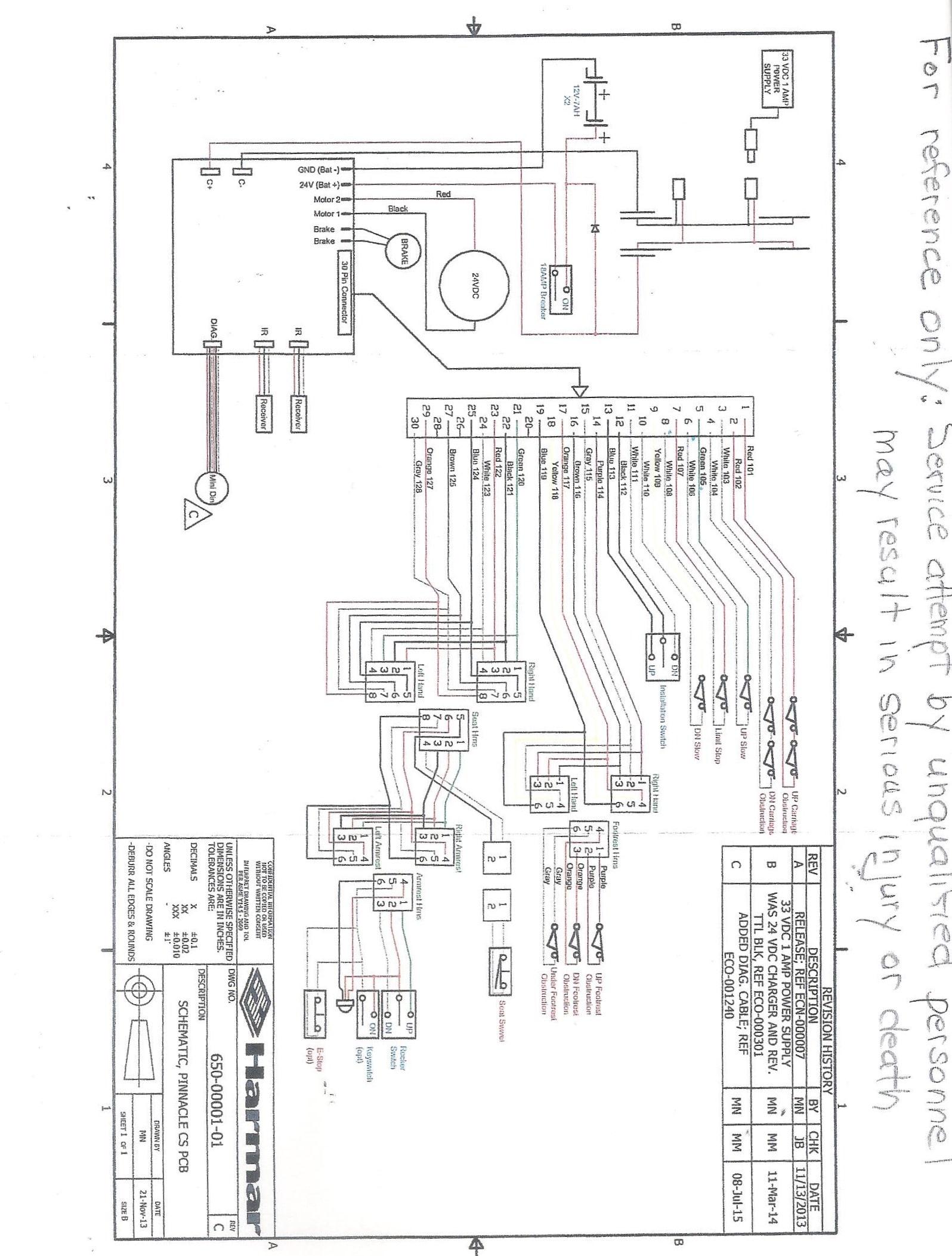 Harmar Al600 Wiring Diagram