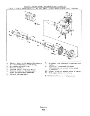 Ignition Wiring Diagram For Alliis Chlamers Ca Tractor