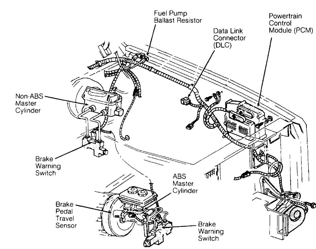 Jeep Xj Safelock Wiring Diagram