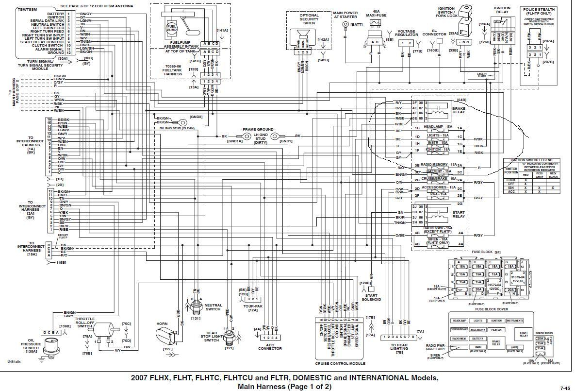 L P Wiring Diagram
