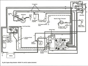 Mercruiser Thunderbolt V Ignition Wiring Diagram