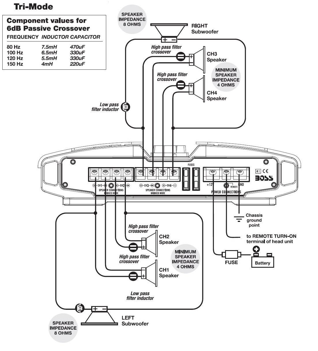 Pioneer Wiring Installation
