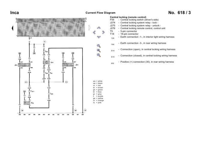 diagram skoda octavia central locking wiring diagram full