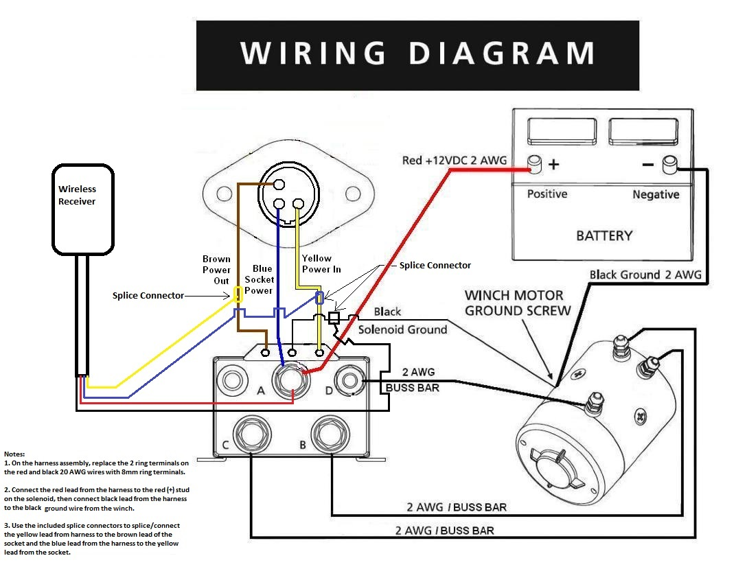 Superwinch Lt Wiring Diagram