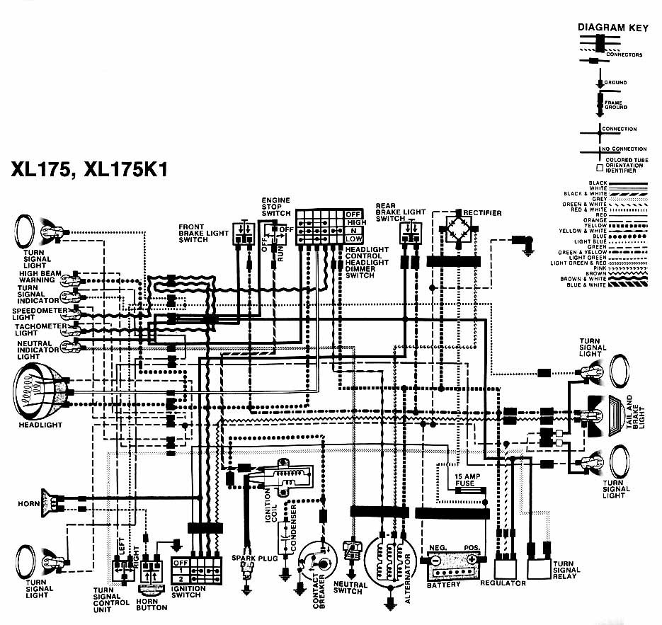 Honda XL175 wiring diagram panasonic cq rx100u wiring diagram & panasonic cq rx100u wiring panasonic cq-rx120u wiring diagram at cos-gaming.co