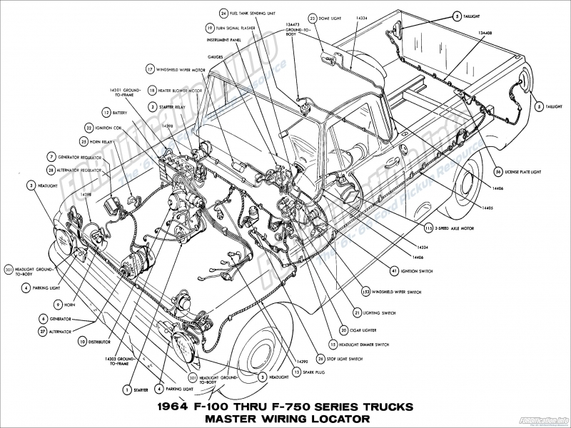 ford 3g alternator wiring diagram 1979  ford  auto wiring
