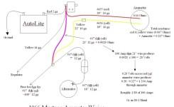 1966 Mustang Ammeter Wiring – Ford Mustang Forum