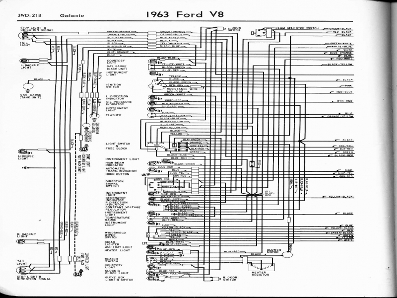 1967 galaxie wiring diagram free download wiring diagrams schematics 67 Galaxie Hood 66 Ford Fairlane 67 Ford Mustang Wiring Diagram