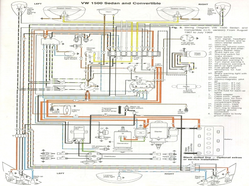 Volkswagen Navigation Wiring Diagram : Volkswagen beetle wiring diagram forums