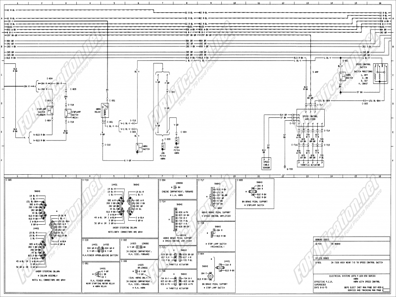 ford pinto ignition wiring diagram - wiring forums 1973 ford truck wiring diagram 1973 ford f250 wiring diagram #13