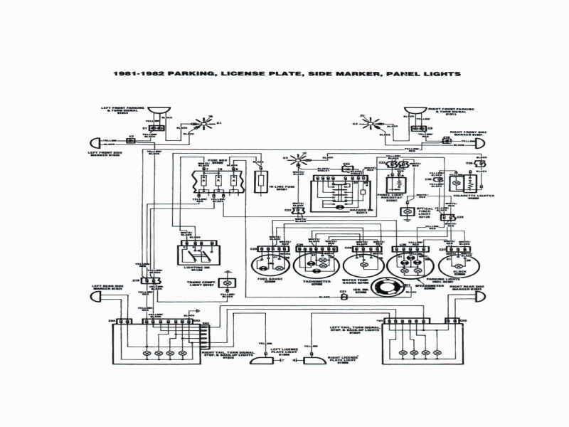 1979       Corvette       Fuse    Box    Diagram     Wiring Forums