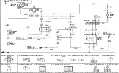 1991 Mazda B2600I Wiring Diagram Ac / Heat Air Conditioning Fan