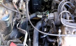 1994-1997 Honda Accord Upper And Lower Radiator Hose Replacement