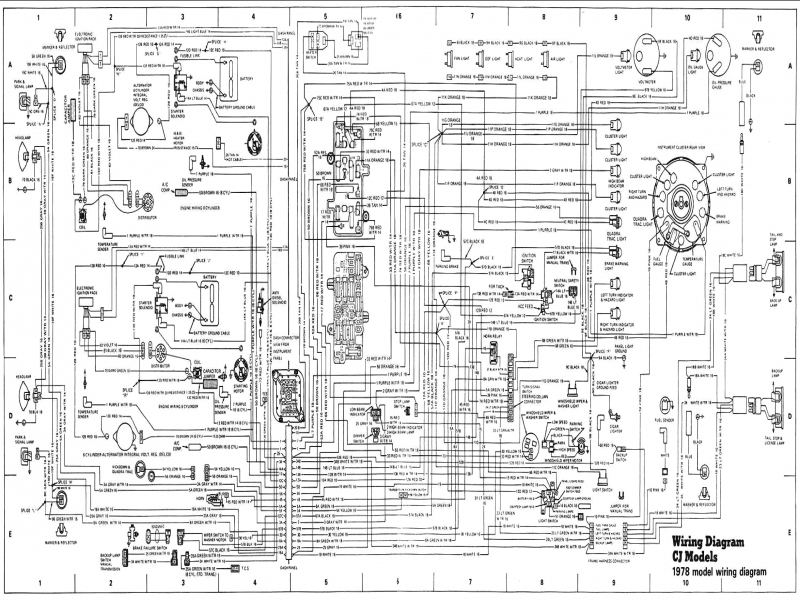 1998 Jeep Wrangler Fuse Box Diagram  Wiring Forums
