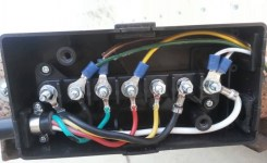 2 Trailer Wiring Junction Box For 7 Way Trailer Wire Connectors