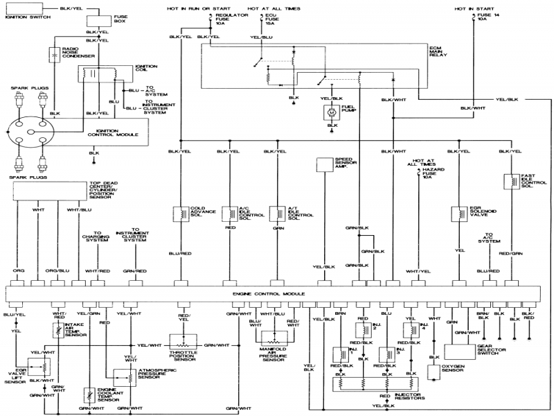 2001 Honda Accord Coupe Wiring Diagrams  Wiring Forums