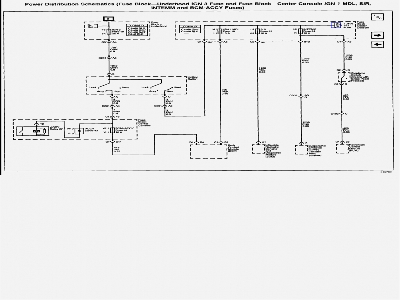 Buick Rendezvous Body Control Module Diagram  Wiring Forums