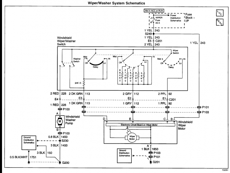 2004 Buick Lesabre Radio Wiring Diagram  Wiring Forums