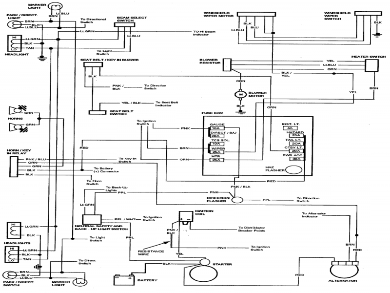 2006 Pacifica Wiring Diagram