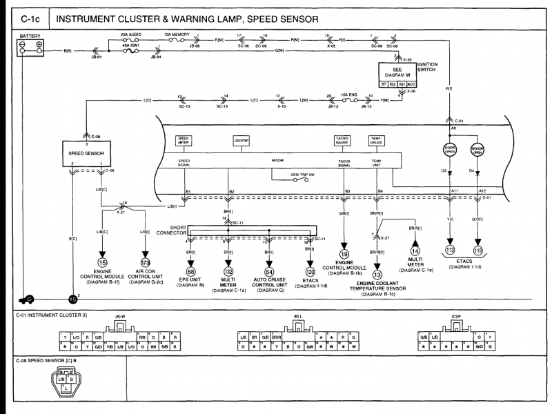 2007 Kia Sorento Radio Wiring Diagram : Chevy radio wiring diagram further kia sorento