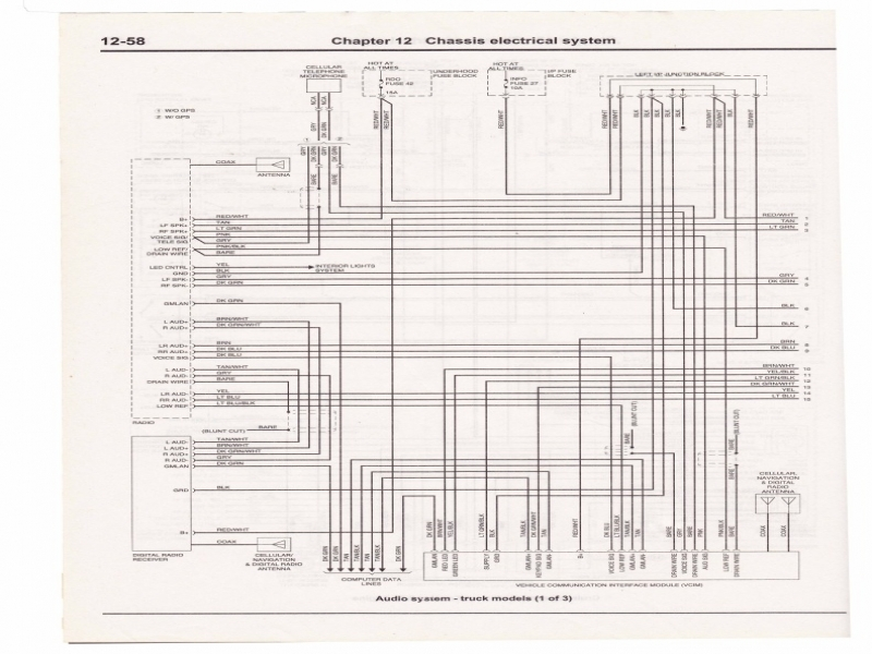 Diagram 2004 Chevy Trailblazer Radio Wiring Diagram Full Version Hd Quality Wiring Diagram Givediagram Argiso It