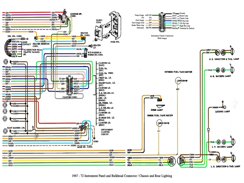 2011 Chevrolet Silverado Ignition Wiring Diagram