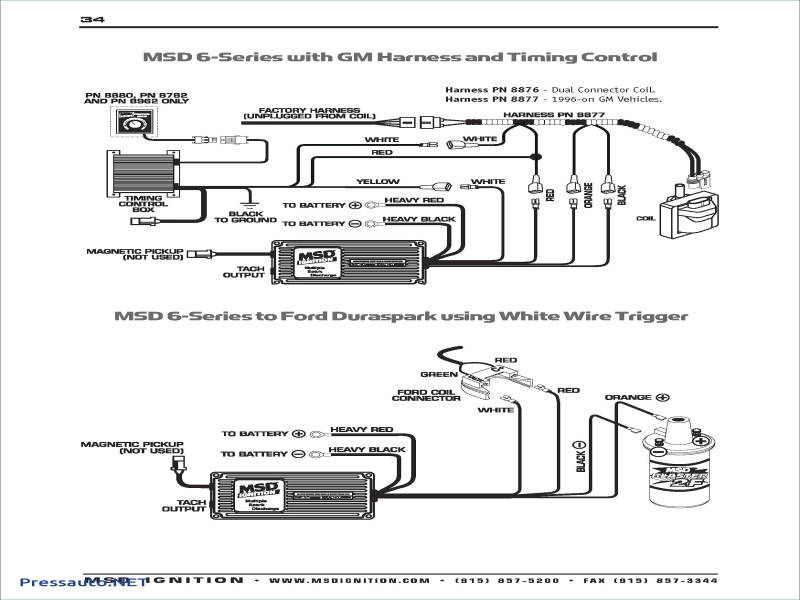 350 chevy distributor wiring diagram