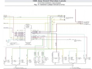 96 Jeep Grand Cherokee Radio Wiring Diagram  Wiring Forums