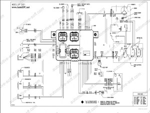 1996 Seadoo Sdster Wiring Diagrams  Wiring Forums