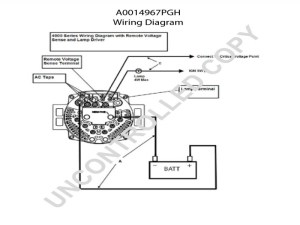 International Alternator Wiring Diagram  Wiring Forums