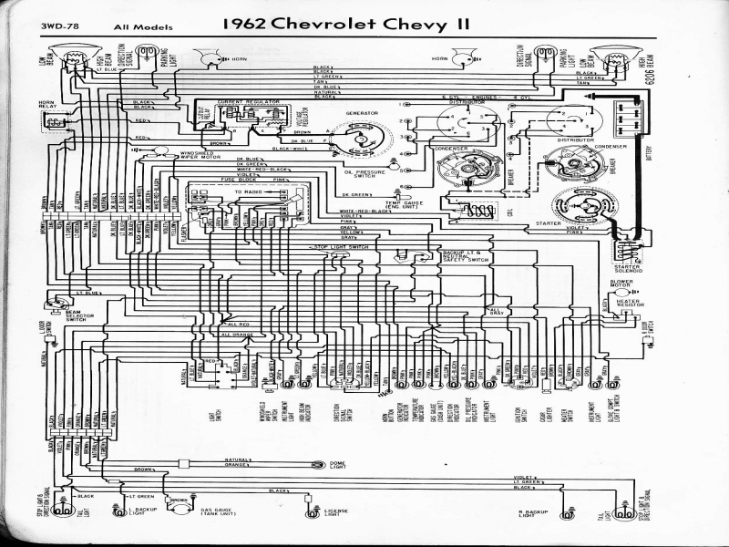 Wiring Diagram For 1966 Chevy Nova  Wiring Forums