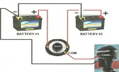 Astonishing Boat Battery Isolator Wiring Diagram Pictures