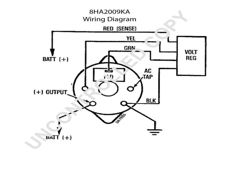 Alternator home scania wiring diagram vw forums