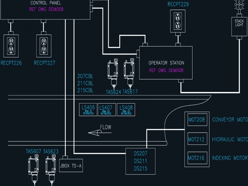 Autocad Electrical    Wiring       Diagram        Wiring    Forums