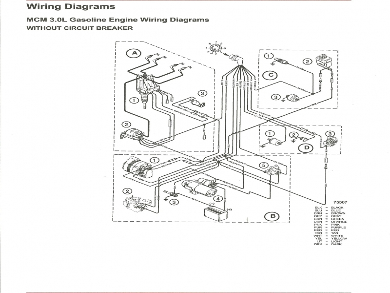 1987 Bayliner Wiring Diagram