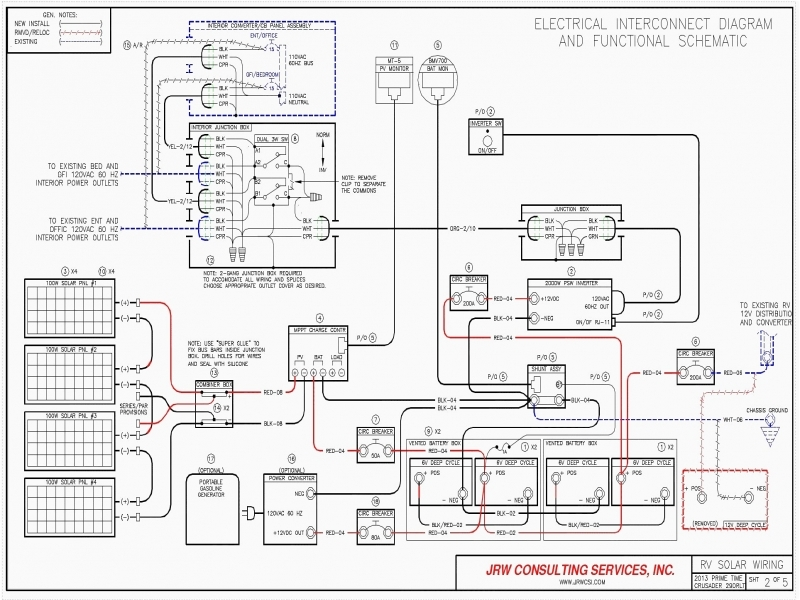 Beautiful Rv Inverter Wiring Diagram Photos Images For Image