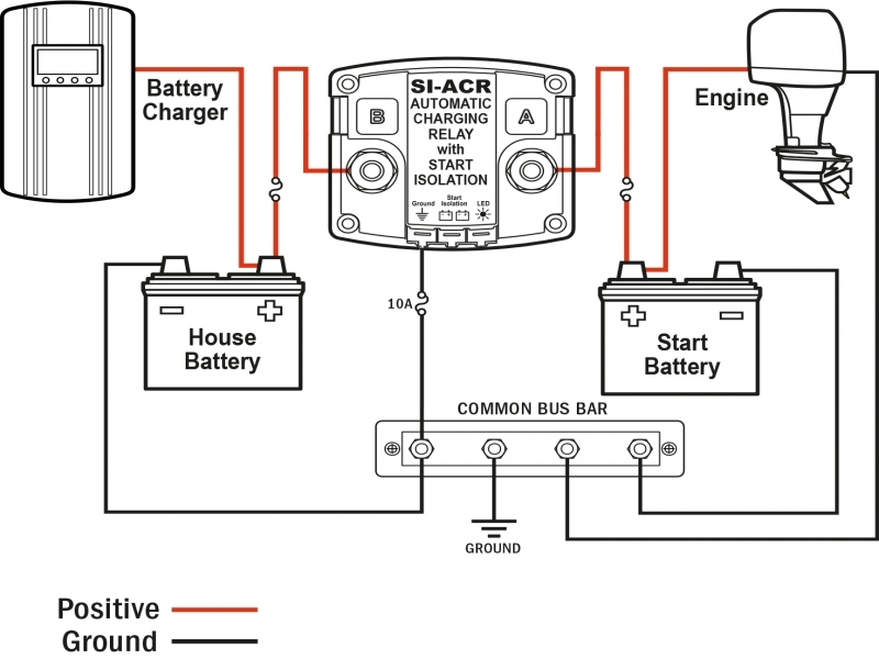Twin Engine Boat Battery Wiring Diagram Wiring Forums Boat Battery Selector Switch Wiring Diagram Wiring An Old Boat Dual Battery Hook Up Diagram