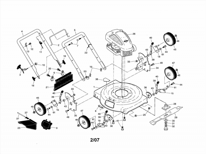briggs-and-stratton-lawn-mower-engine-parts-diagram-chentodayinfo  Hp Briggs And Stratton Wiring Diagram Free Download on