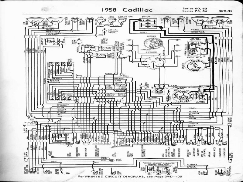 Cadillac Turn Signal Wiring Diagram - Wiring Forums