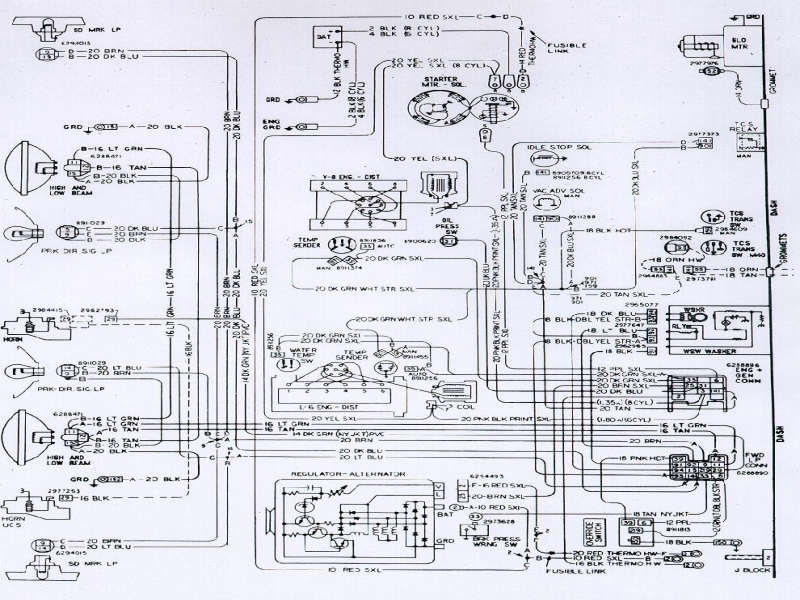1970 chevy c10 ignition switch wiring diagram - wiring forums 97 chevy ignition switch wiring diagram