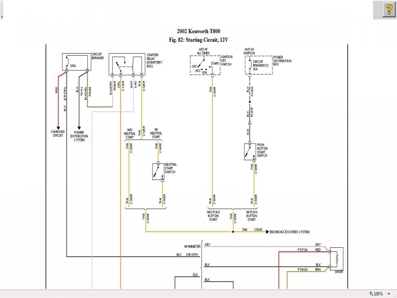 Amazing kenworth t660 wiring diagram photos simple wiring diagram starter wiring diagram for kenworth t660 kenworth t660 automatic publicscrutiny Image collections