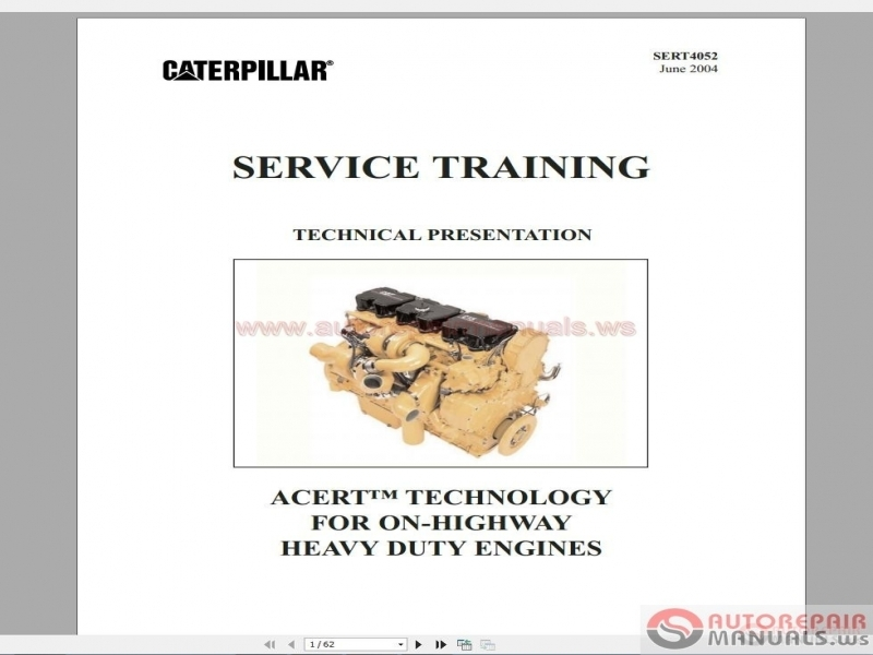 Caterpillar Service Manual,schematic, Parts Manual Operation And