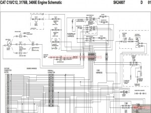 Cat 3406E Wiring Diagram Cooling Fan  Wiring Forums