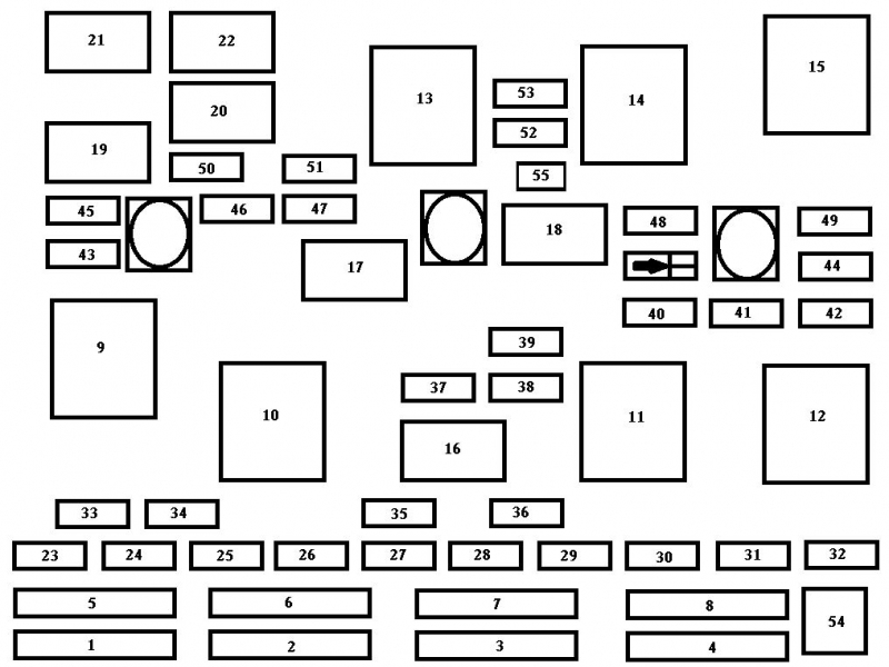 2002 Chevy Malibu Fuse Box Diagram
