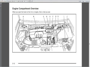 Chevrolet Malibu Questions  How Do I Remove The Engine Cover  Wiring Forums