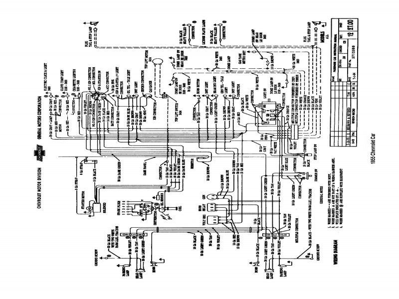 wiring diagram for 1956 chevrolet bel air - wiring forums fuse box for the 1956 chevy 210 1956 chevy wiring