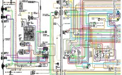 Color Wiring Diagram Finished – The 1947 – Present Chevrolet & Gmc